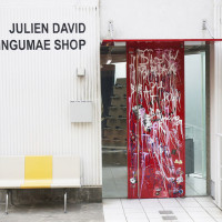 JULIEN DAVID JINGUMAE SHOPオープン