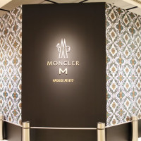 「MODE IN MONCLER」(伊勢丹新宿店本館1階ザ・ステージ)