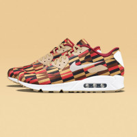 ROUNDEL BY LONDON UNDERGROUND×ナイキのAIR MAX 90