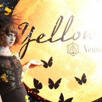 ヴーヴ・クリコのハロウィンパーティー「Veuve Clicquot Yelloween with The World of Tim Burton」開催