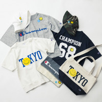 「CHAMPION'S DAILY LIFE 」で展開されるアイテム