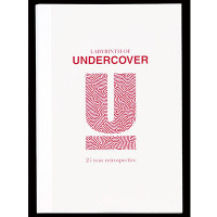 『LABYRINTH OF UNDERCOVER 25 year retrospective』