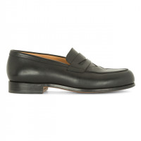 「Black leather penny loafer」(6万2,000円)