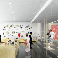 THE JAPAN Store ISETAN MITSUKOSHI PARIS1(画像はイメージ)