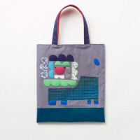 familiar ZOO bag(41x36cm 3万円)
