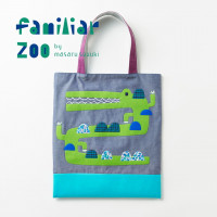 「familiar ZOO by Masaru Suzuki」