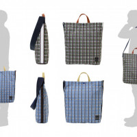 SHOULDER TOTE BAG(4万2,000円)
