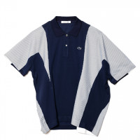 Short Sleeve polo ネイビー(3万9,000円)
