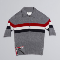 RWB Striped Polo