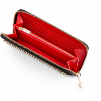 「W PANETTONE WALLET PATENT BAZIN SPIKES」(9万4,000円)