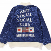 NEIGHBORHOOD × ANTI SOCIAL SOCIAL CLUB(5万1,840円)