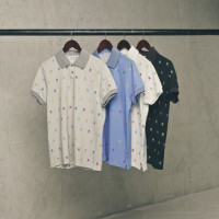 GAG DOT POLO SHIRT 2万3,000円