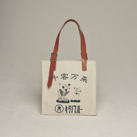 CANVAS TOTE BAG 1万9,800円