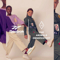 Reebok x THE ANIMALS OBSERVATORY