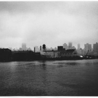 David Lynch, untitled (New Jersey 13: 7), (c. 1986) archival silver gelatin print, 11'' x 14''Ed. 11