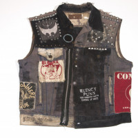 Punk Battle Vest, 1990s