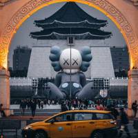 KAWS:HOLIDAY in Taipei