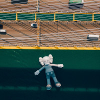 KAWS:HOLIDAY in Hong Kong