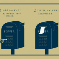 「POWER MAIL」