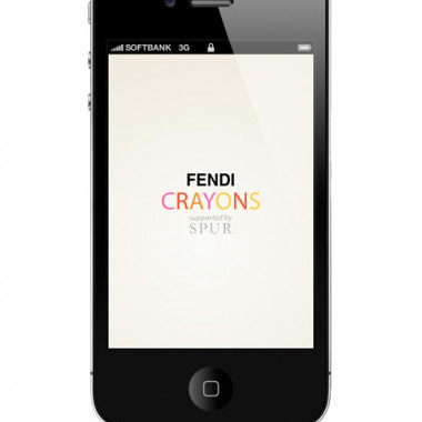 "「CRAYONS – ""Play with Colors!""」は『SPUR』とCato Friendとの協力のもとで制作"