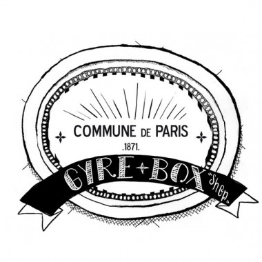 COMMUNE DE PARIS BOX SHOPロゴ