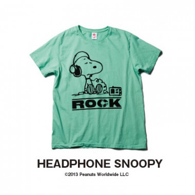 「rockin'star★」HEADPHONE SNOOPY