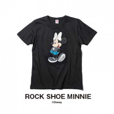 「rockin'star★」ROCK SHOE MINNIE
