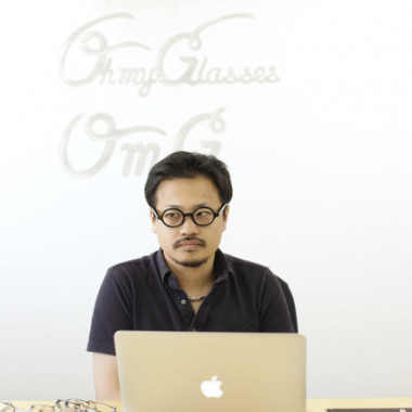 Oh My Glasses・清川忠CEO