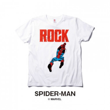 「rockin'star★」SPIDER-MAN