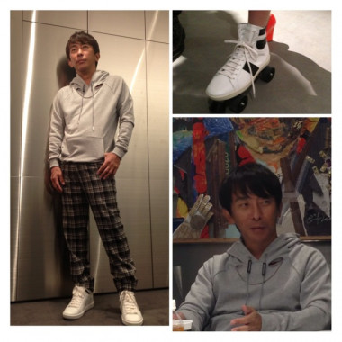 【SMALL TALK by 松浦勝人】SAINT LAURENT