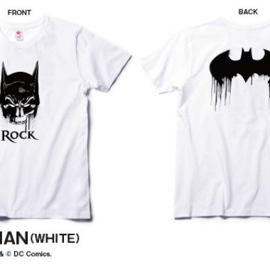 「rockin'star★」BATMAN(WHITE)