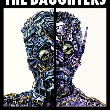 「THE DAUGHTERS」ポスター