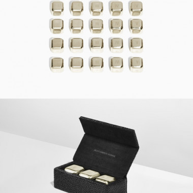 Dice Set with Case