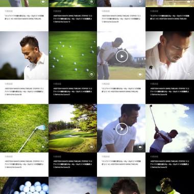ファッショントレンドニュース | FASHION HEADLINE中田英寿が本気でゴルフに挑戦するプロジェクト始動。密着ドキュメンタリー公開(3/11)