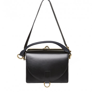 SATCHEL / Black(15万7,000円)