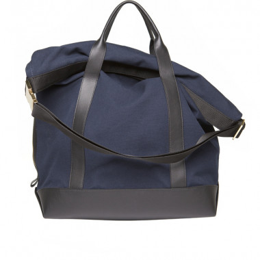LARGE DRY BAG / Navy x Black(12万8,000円)
