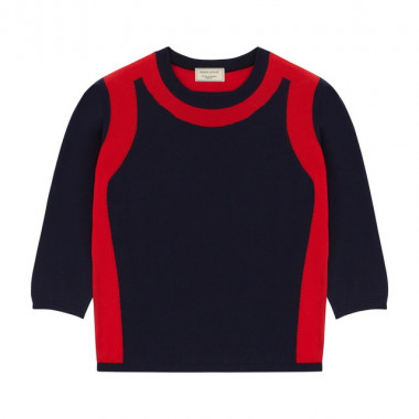 WOMENS COLOR BLOCK PULLOVER(3万8,000円)