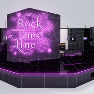 「Rock Time Line PART」の外観