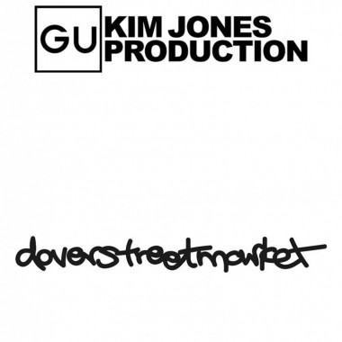 「KIM JONES GU PRODUCTION」
