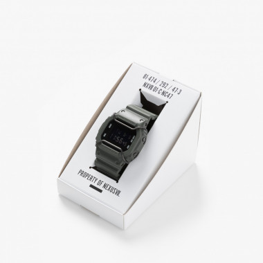 NEXUSVII.×G-SHOCK  EXLUSIVELY FOR URBAN RESEARCH 限定モデルがリリース