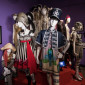 「THE WORLD OF ANNA SUI」展、ロンドン開催時の様子