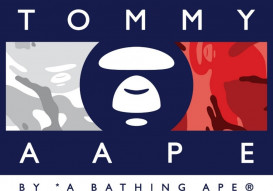 AAPE BY *A BATHING APE®とTommy Jeansによる初のコラボレーションアイテムが発売決定