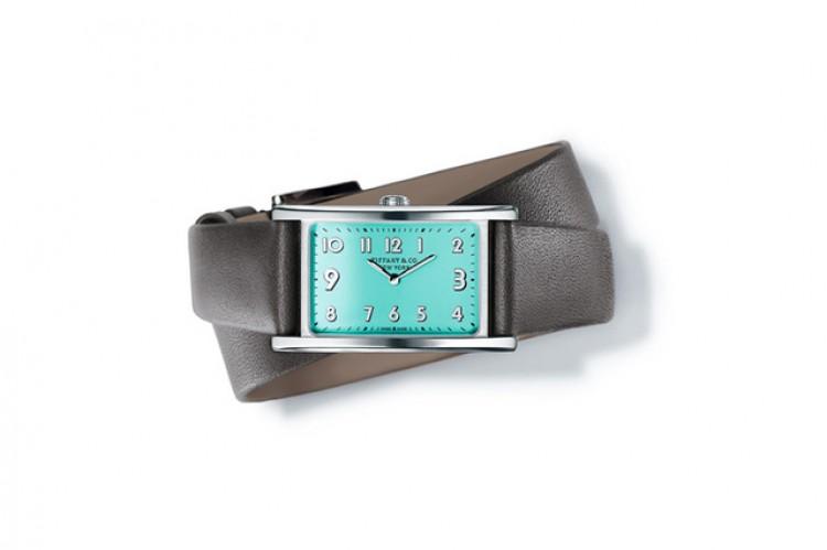 finest selection 9f05b 8f0d3 ティファニーの時計「ティファニー イースト ウエスト」にミニ ...