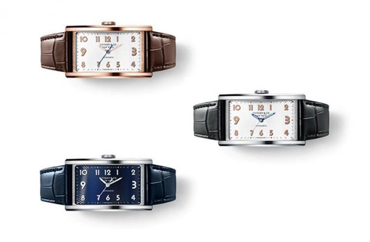 new styles 76e49 c7bcb ティファニーの時計「ティファニー イースト ウエスト」 従来 ...