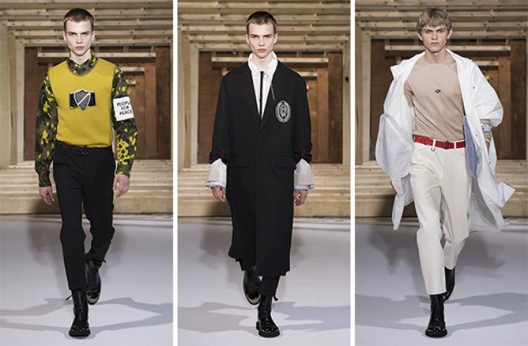 OAMC、ファッションの中に生きる過去と現代のプロテスト【2018春夏メンズ】