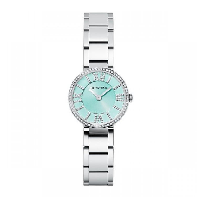 low priced 5eb69 119b5 ティファニーの腕時計「ティファニー アトラス」に新作 ...