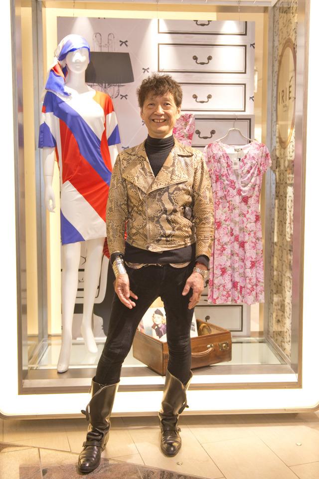 ファッショントレンドニュース | FASHION HEADLINE【INTERVIEW】「イリエ」デザイナー・入江末男が描く大人パリジェンヌ(3/9)