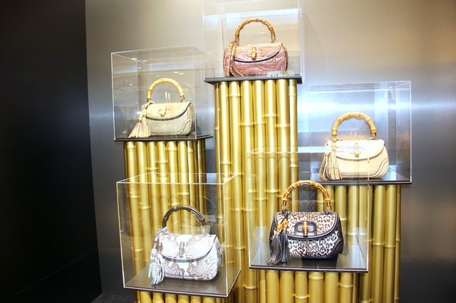 GUCCI BAMBOO COLLECTION 2013