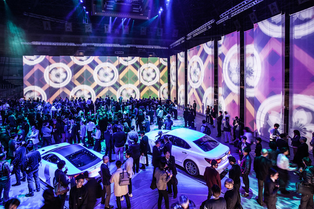 AMAZING NIGHT for the 43rd Tokyo Motor Show 2013開催