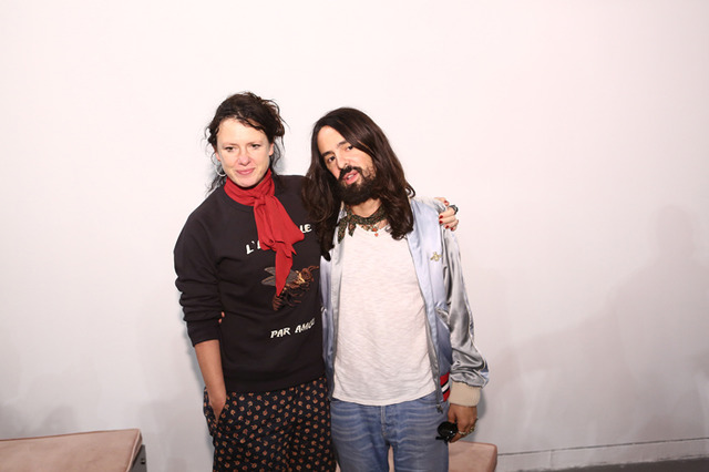 Katie Grand & Alessandro Michele